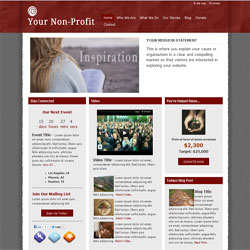 templates for nonprofits