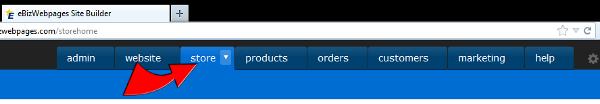 PayPal Store Setup